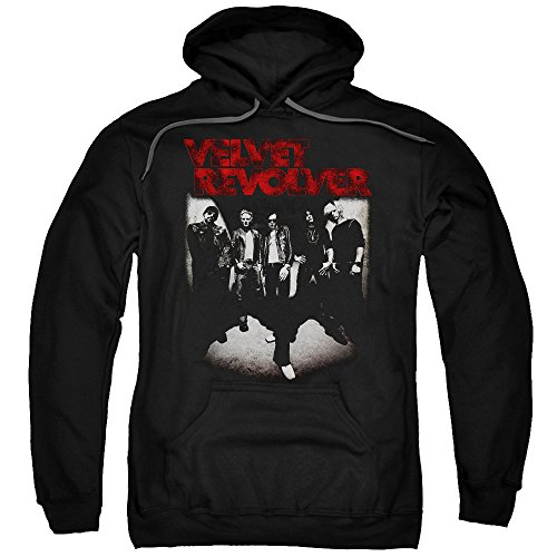 Hoodie: Velvet Revolver - Grop Shot Pullover Hoodie Size XXXL