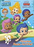 Sticker Swim-Sation! (Bubble Guppies), Golden Books, 0385375107