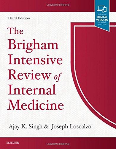 The Brigham Intensive Review of Internal Medicine, 3e