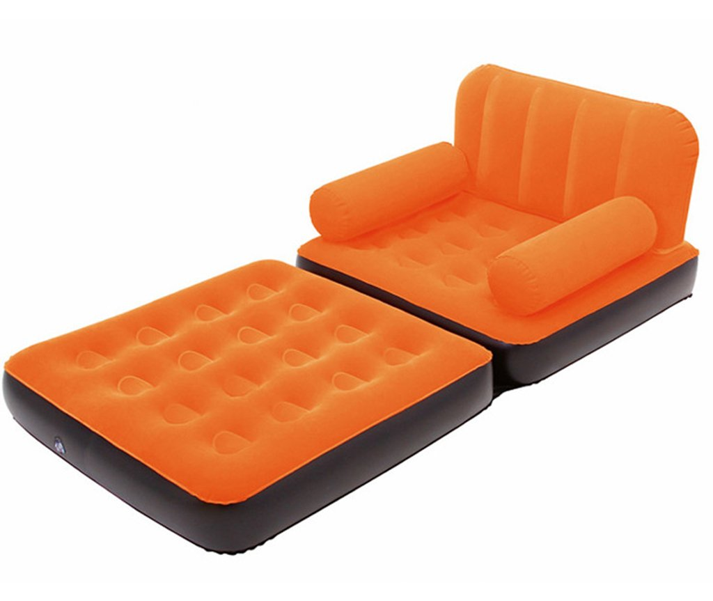 Color 3 Fflrsf Hjhy Beanbag Wear Resistant Inflatable Sofa