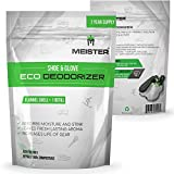 Meister Shoe & Glove Eco Deodorizer + Refill