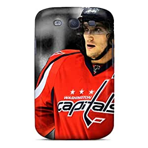 Quality RickSMorrison Case Cover With Ovechkin Nice Appearance Compatible With Galaxy S3