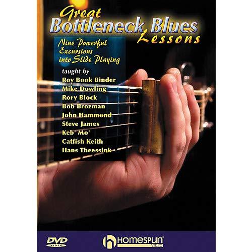 Great Bottleneck Blues Guitar Lessons (DVD) Pack of 2