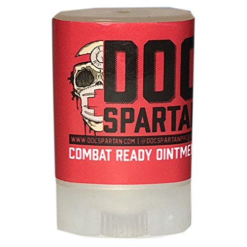 Combat Ready Ointment - Handheld Wound Device (HWD) - As Seen On Shark Tank (As Seen On Shark Tank Products)