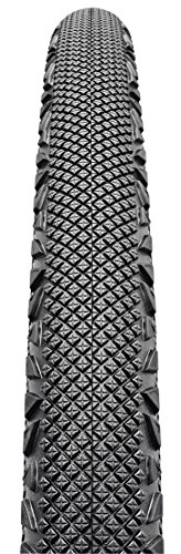 Continental Speed Ride Folding Tire, Black, 700 x 42cc - Knob By Folding Black Tire