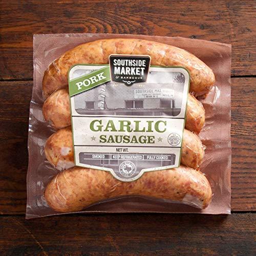 Southside Market Garlic Pork Sausage - 5 ()
