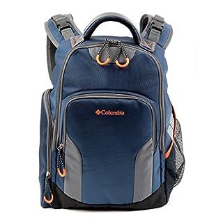 Columbia Summit Rush Backpack Diaper Bag, Navy