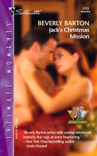 book cover of Jack\'s Christmas Mission