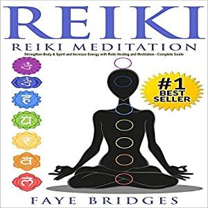 Reiki Meditation Audiobook