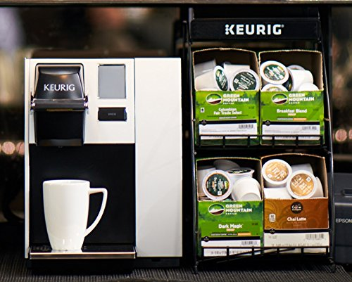 519D5KuJ2lL - Keurig K150 Single Cup Commercial K-Cup Pod Coffee Maker, Silver(Direct plumb kit not included)