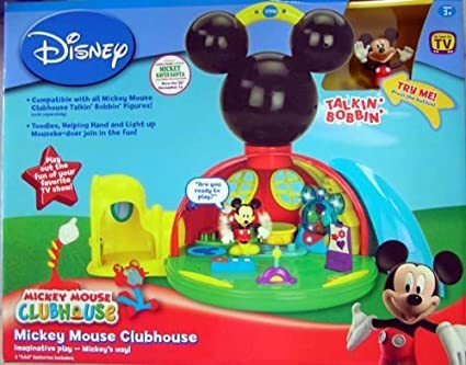639570fab64 Image Unavailable. Image not available for. Color  Toy Island Mickey Mouse  Clubhouse