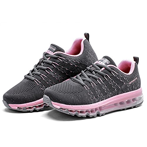 Running Basses 35 Course Chaussures Femme 46EU Rose Air Sneakers Sports de Homme Mode TORISKY Baskets BwzWaqPAP7