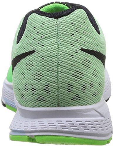 Nike Air Zoom Pegasus 31 Damen Laufschuhe Grün (Vapor green/blk-white-flsh lm)
