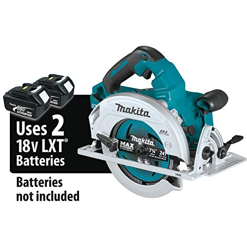 Makita XSH06Z 18V X2 LXT Lithium-Ion 36V Brushless Cordless 7-1 4 Circular Saw, Tool Only