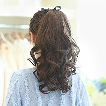 amazon com suuny queen claw clip drawstring ponytail middle thick