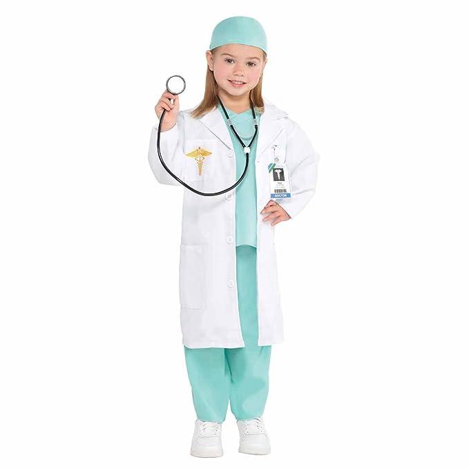 Déguisement Garçon Doctor - 3-4yrs