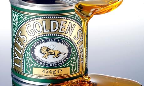 Lyle's Golden Syrup Tin 454g (3 Pack) by Tate & Lyle's