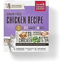 Honest Kitchen The Grain Free Chicken Cat Food Recipe, 4 lb box - Prowl