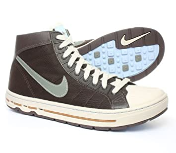 competitive price 0c35c 6bd27 ... factory sale 2d2c9 09a46 New Nike Soaker Mid Mens Trainers UK Size 9 .  ...