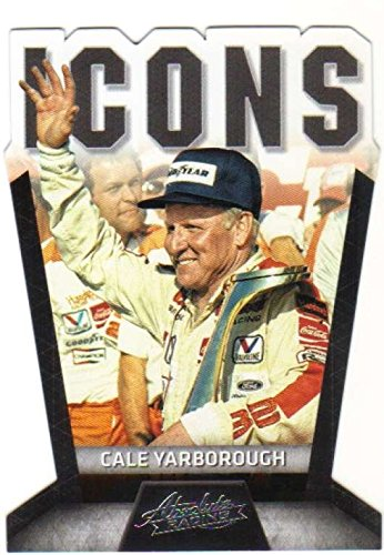 2017 Panini Absolute Racing Icons #3 Cale Yarborough ()