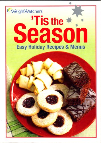 Weight Watchers 'Tis the Season Easy Holiday Recipes & Menus