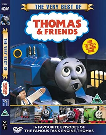 The Very Best Of Thomas Tank Engine Friends