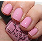 OPI Nail Polish I Think In Pink
