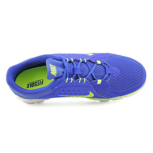 Mens Flex SS13 Suprema cross training Shoes 10.5 D (m) Us Hyper Blue/Bolt-Black