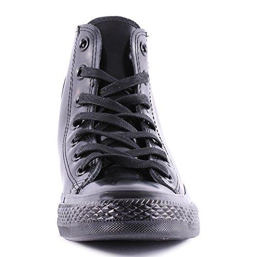 Converse Chuck Taylor All Star Wash Hi, Unisex-Erwachsene Sneaker Schwarz