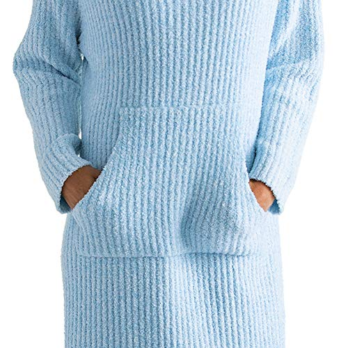 Softies Women's Ultra Soft Marshmallow Slouch Turtleneck Lounger