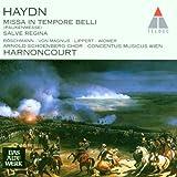 Haydn - Missa in tempore belli ~ Salve Regina / Röschmann, von Magnus, Lippert, Widmer; Harnoncourt
