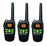 Motorola MD200TPR FRS Two-Way, 20 Mile Radio Triple Pack