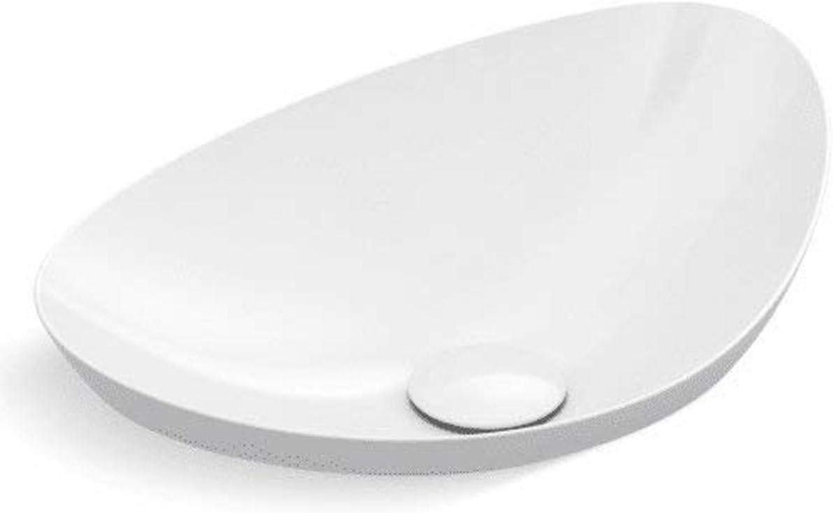 Kohler 20704 N 0 Veil Bathroom Sink White Amazon Com