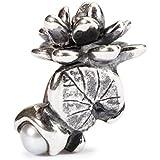 Trollbeads Beads in argento 925 Ninfea di Luglio TAGBE-00033
