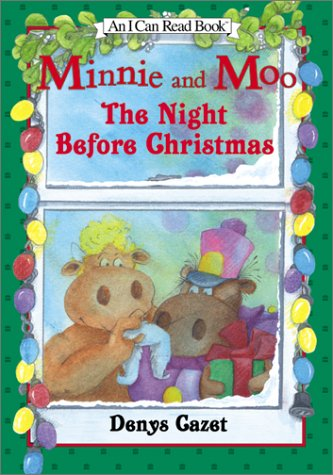 Read Online Minnie and Moo: The Night Before Christmas (I Can Read Book 3) pdf