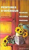 Peintures d'intérieur par Nègre-Bouvet