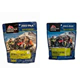 Mountain House Breakfast Skillet Pro-Pak and Mountain House Chicken Teriyaki with Rice Pro-Pak Bundle
