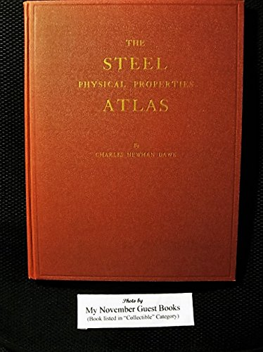 The steel physical properties atlas,