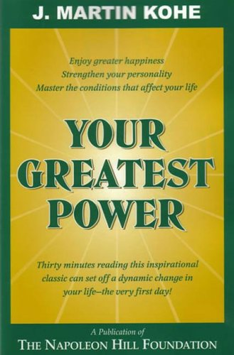 your greatest power - 1