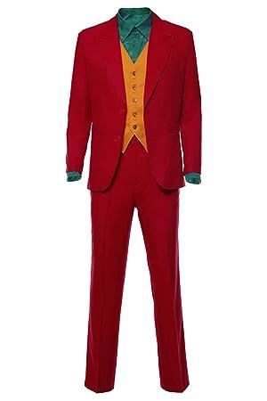 RedJade Joker 2019 Joaquin Phoenix Arthur Fleck Joker Traje de ...