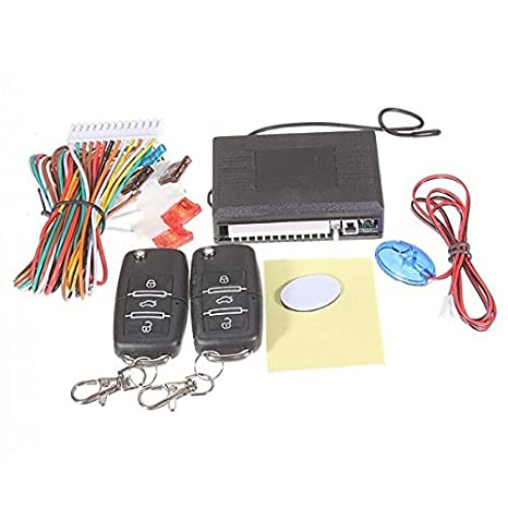 buy generic car remote central locking keyless entry kit for vw golf mk4  mk5 online at low prices in india - amazon in