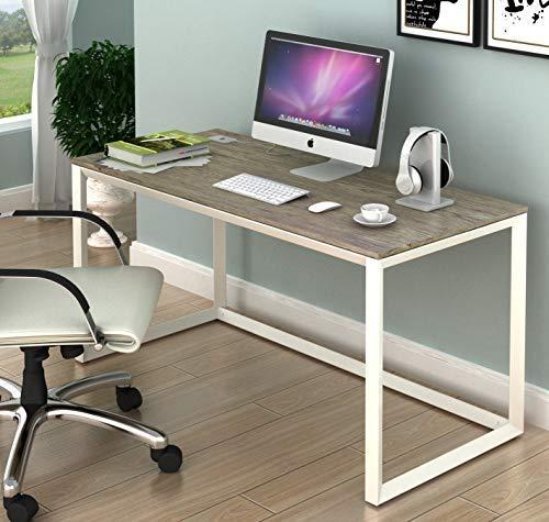 Amazon.com: SHW Triangle-Leg Home Office Computer Desk