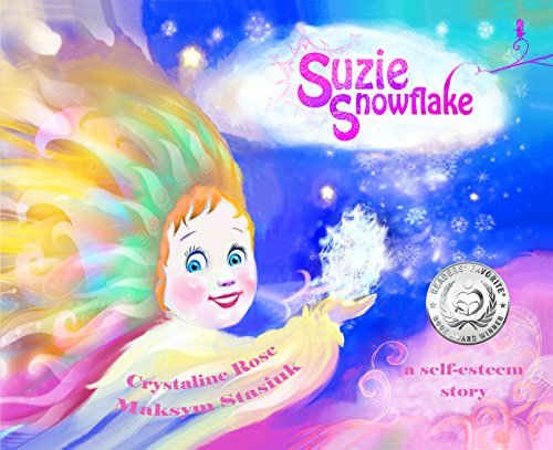 Suzie Snowflake: One beautiful flake by Crystaline Rose