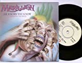 MARILLION - HE KNOWS YOU KNOW - 7 inch vinyl / 45