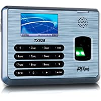 3 TX628 TCP/IP RS232/485 Multi-biometric Fingerprint Terminal Time Attendance Machine