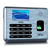 Tekit 3'' TX628 TCP/IP RS232/485 Multi-biometric Fingerprint Terminal Time Attendance Machine