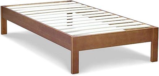 Amazon Brand Rivet Modern Solid Pine Wood Platform Bed