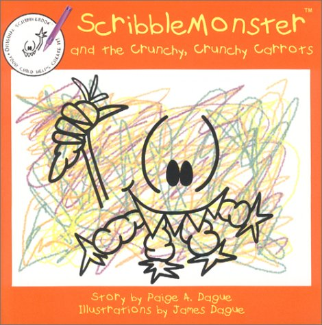 Download ScribbleMonster and the Crunchy, Crunchy Carrots pdf
