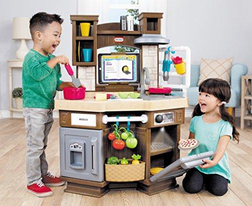 519DEwEGOBL - Little Tikes Cook 'n Learn Smart Kitchen