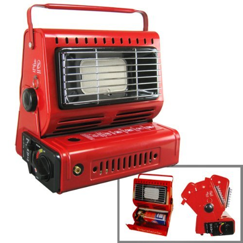 portable propane gas heater - 6